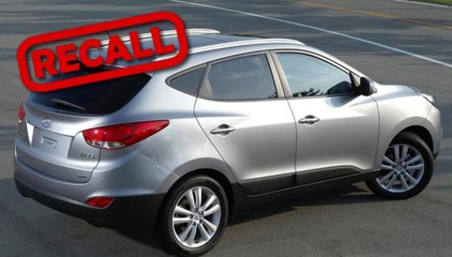 Hyundai convoca recall de 26.681 ix35 por falha no airbag