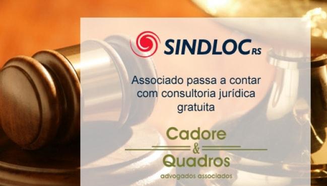 Associado passa a contar com consultoria jur�dica gratuita