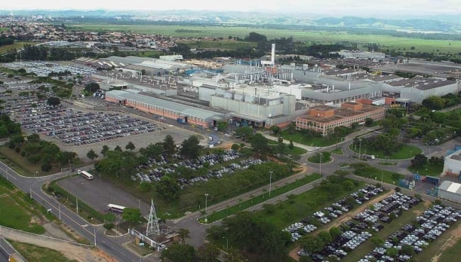 GM quer aplicar layoff em São José dos Campos