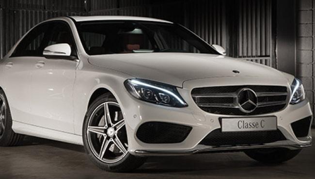 Mercedes-Benz: Classe C para conquistar liderança.
