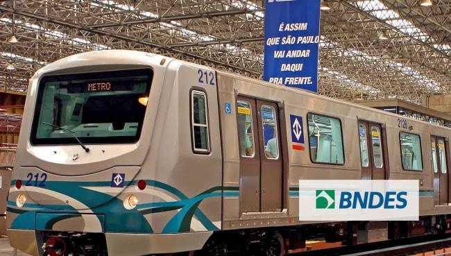 BNDES aprova crédito de R$ 982 milhões para compra de trens em SP