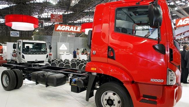 Agrale vende 131 chassis para cooperativa de Salvador