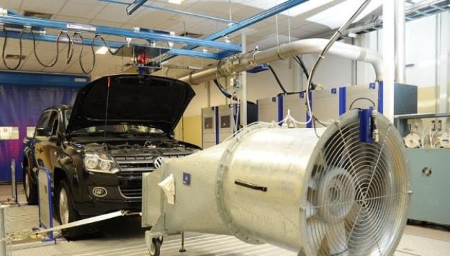 Volks investe R$ 50 milhões em laboratório
