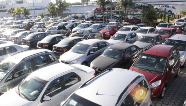 Carros 1.0: maior participação de mercado desde 2012