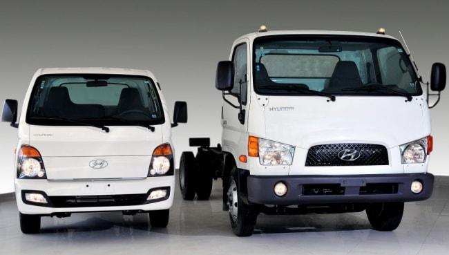 Hyundai investirá pesado em veículos comerciais