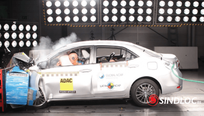 Critérios de segurança endurecem e carros nacionais seriam rebaixados