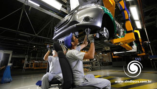 Produção de veículos tem o pior 1º trimestre desde 2007