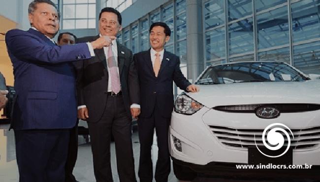 Hyundai vai na contramão do mercado e aumenta investimentos