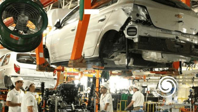 General Motors de Gravataí volta a produzir