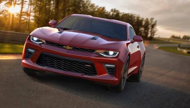 Chevrolet lança novo Camaro