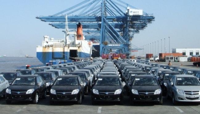 Exportações de veículos avançam com novos acordos