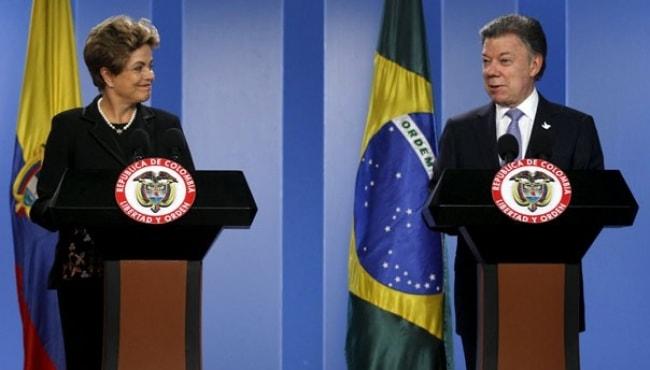 Brasil e Colômbia fecham acordo no setor automotivoBrasil e Colômbia fecham acordo no setor automo