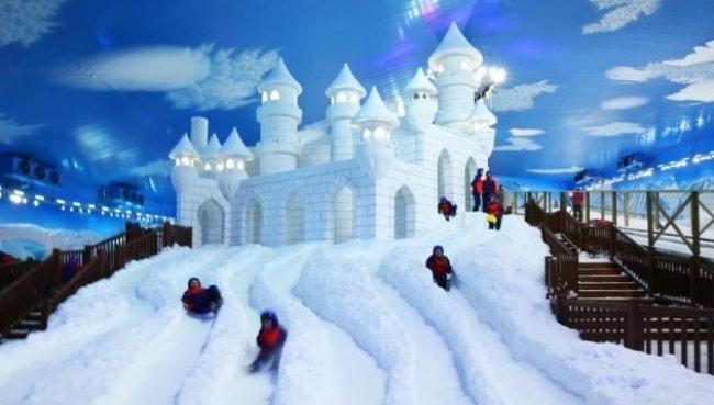 Snowland vai investir R$ 70 milhões em expansão