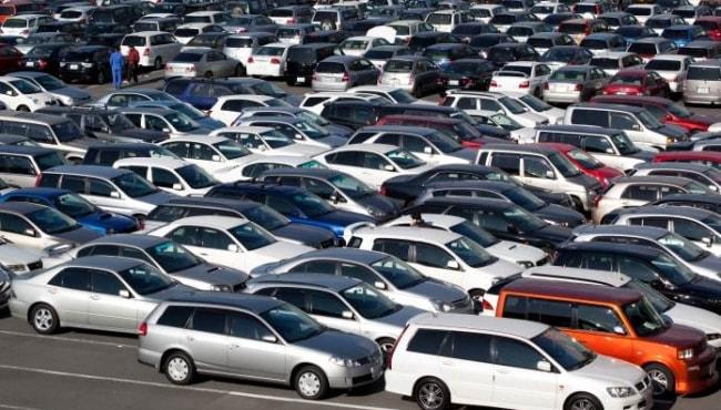 Vendas de veículos usados recuam 10,5% em janeiro