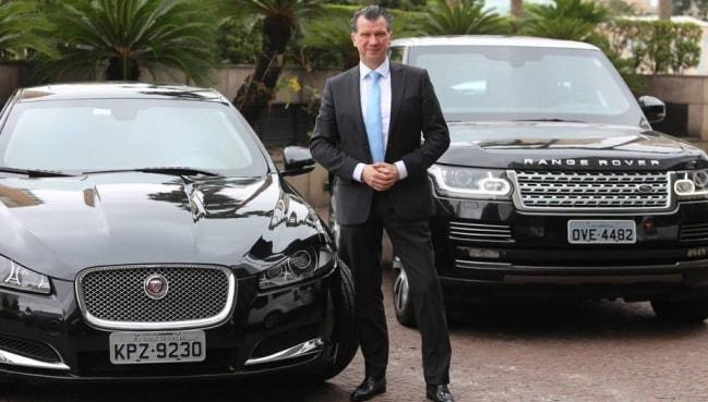 Wittemann assume a presidência da Jaguar Land Rover AL e Caribe