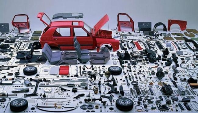 Déficit na balança de autopeças soma US$ 716,5 milhões