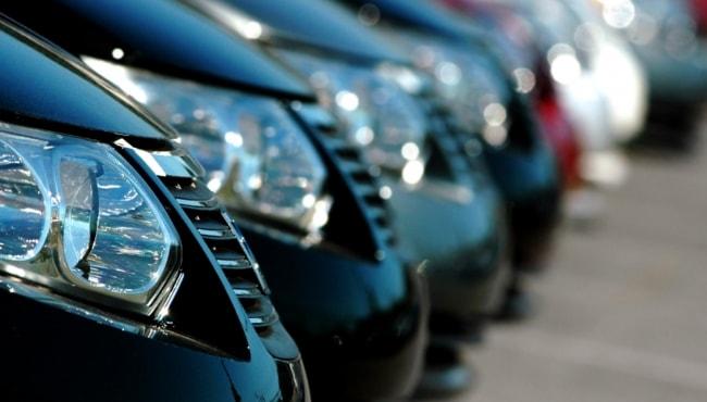 Vendas de veículos usados diminuem 5,2% até março