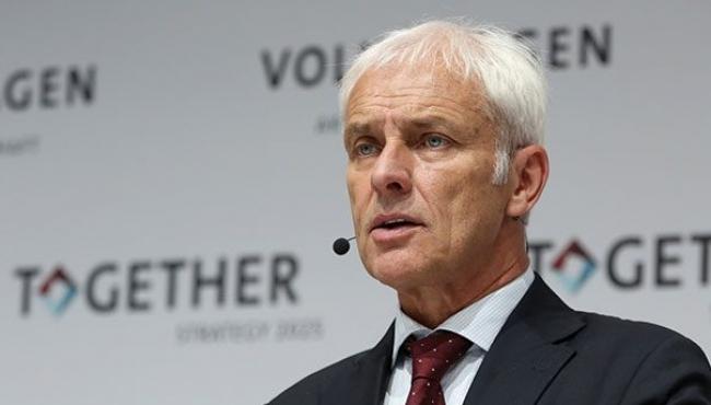 Grupo VW anuncia novo plano estratégico global