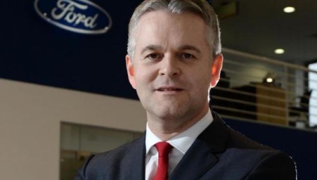 Lyle Watters é o novo presidente da Ford América do Sul