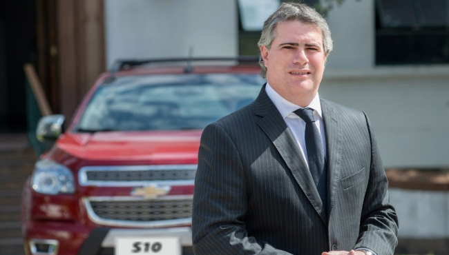 General Motors tem novo presidente no Brasil