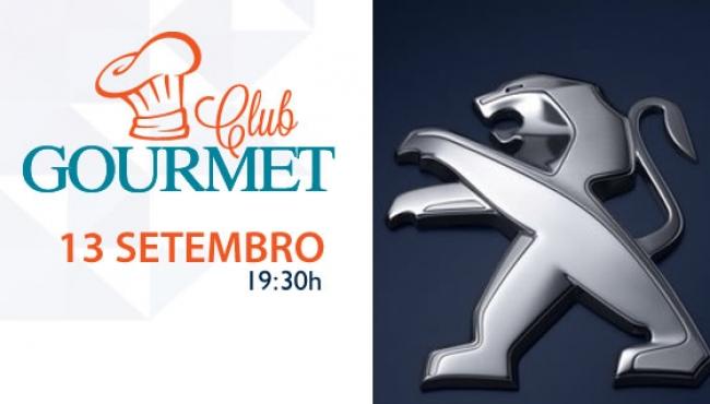 Clube Gourmet trará benefícios da Peugeot