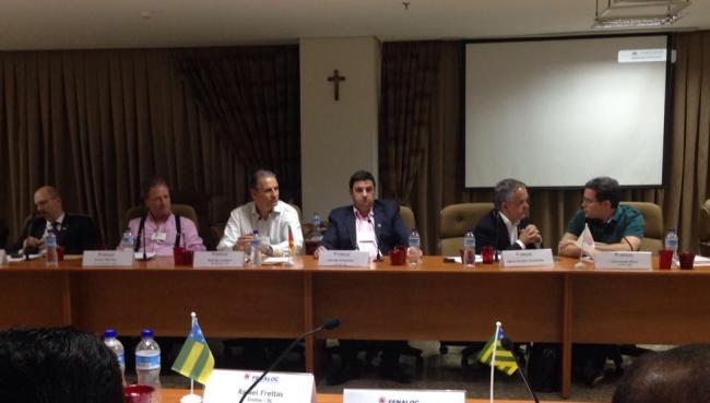 Sindloc RS participa de reunião nacional de sindicatos do setor de locadoras