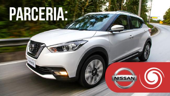 Sindloc firma parceria com a Nissan para oferecer descontos