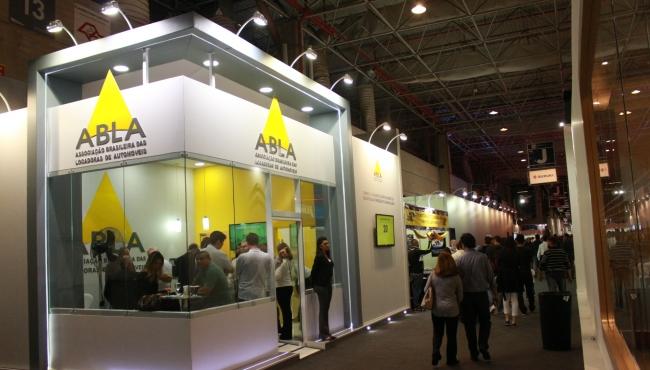 ABLA se destacou no 29º Salão Internacional do Automóvel