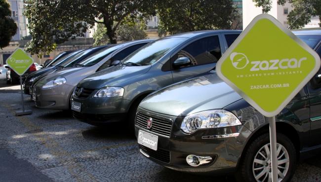 Zazcar aposta no compartilhamento de carros