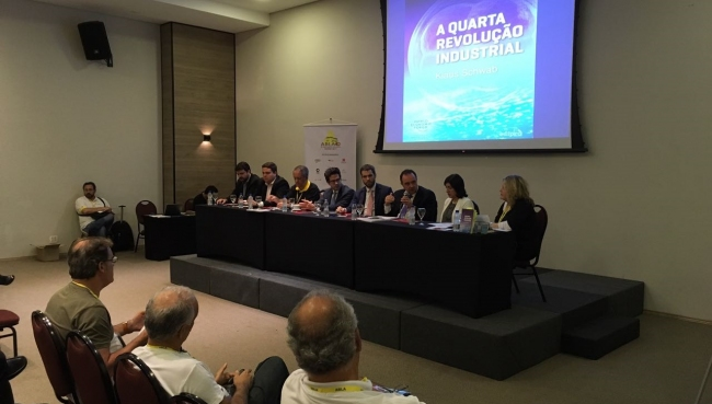 Sindloc RS marca presença na  XI Convenção Nacional da ABLA