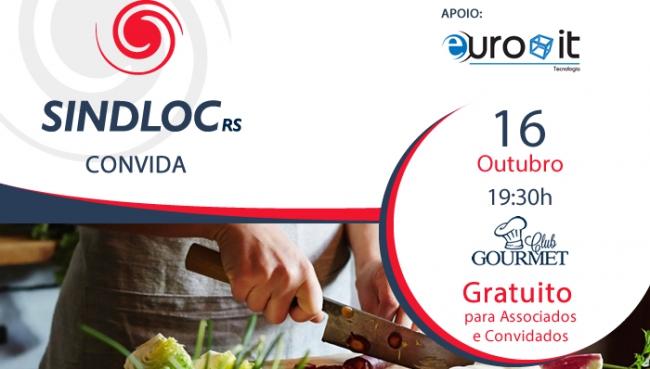Club Gourmet de Outubro e Treinamento Euroit