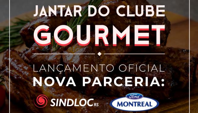 Jantar do Clube Gourmet - Novembro