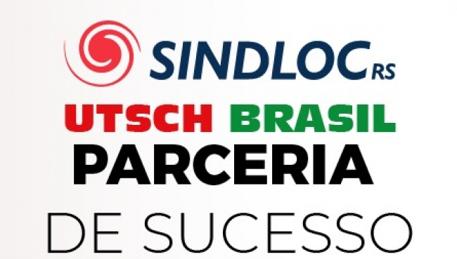 Parceria SINDLOC e UTSCH